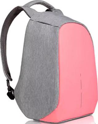 Рюкзак XD Design Bobby Compact (P705.534) розовый рюкзак для ноутбука xd design bobby compact до 14 цвет серый розовый 11 л