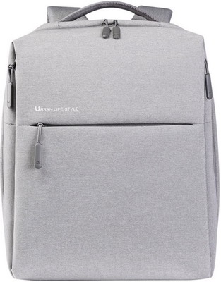 Рюкзак Xiaomi Mi City Backpack (Light Grey) ZJB4066GL рюкзак для ноутбука 15 6 thule lithos backpack tlbp 116 синий