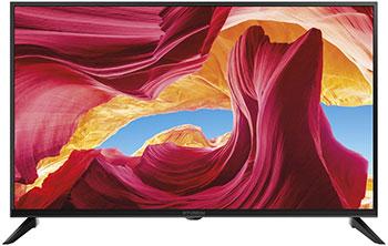 лучшая цена LED телевизор Hyundai H-LED32ET3003 черный