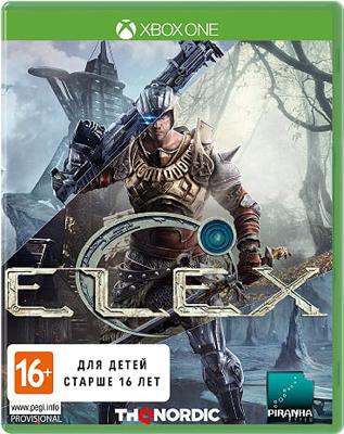 Игра для приставки Microsoft Xbox One ELEX все цены