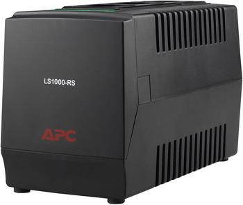 Стабилизатор напряжения APC Line-R LS1000-RS 500Вт 1000ВА цена