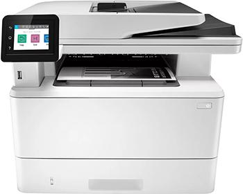 МФУ HP LaserJet Pro M428fdn белый/черный фото