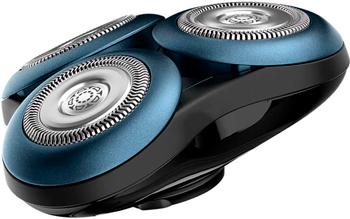 Бритвенные головки Philips SH70/70 серебристый голубой цена