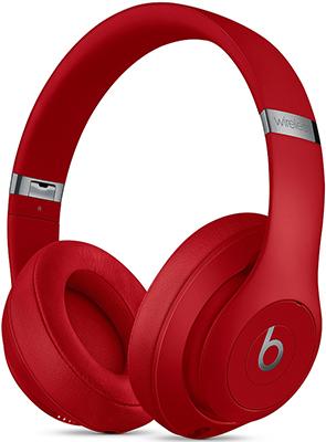 Мониторные наушники Beats Studio3 цвет красный MQD02EE/A все цены