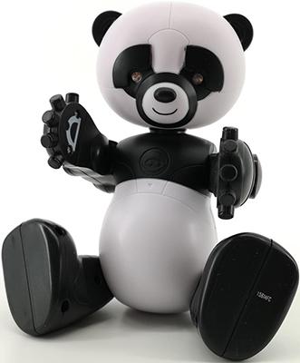 Мини-робот Wow Wee панда 8168