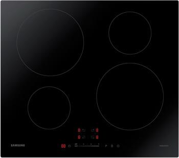 Встраиваемая электрическая варочная панель Samsung NZ64H37070K/WT встраиваемая газовая варочная панель samsung na 64 h 3010 bk wt