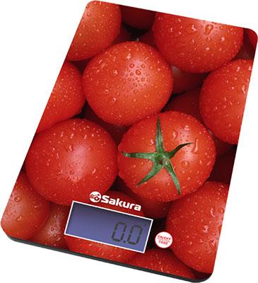Весы кухонные электронные Sakura SA-6075T