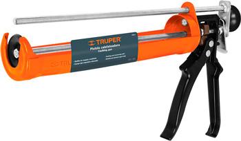 цена на Пистолет усиленный Truper для герметика 17558