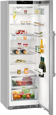 Однокамерный холодильник Liebherr Kef 4370-20 цена в Москве и Питере
