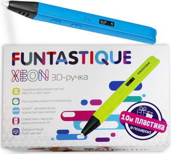 3D ручка Funtastique XEON (Голубой) RP800A BU ручка карамба 000138 голубой