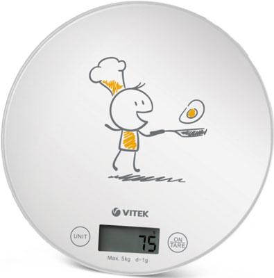 Кухонные весы Vitek, VT-8018, Китай  - купить со скидкой
