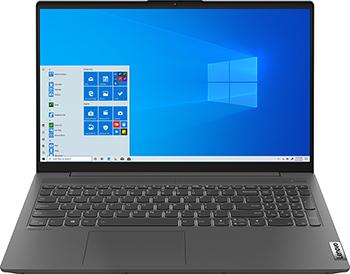 Ноутбук Lenovo IdeaPad 5 15IIL05 (81YK001DRU) Graphite Grey фото