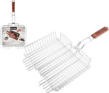 Решетка для барбекю Ecos BASIC 55( 4)х31х24х5 5см. 999637 решетка для барбекю ecos fry 2025 999664