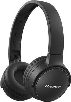 Фото - Беспроводные наушники Pioneer SE-S3BT-B черный takstar микрофон для конференций черный