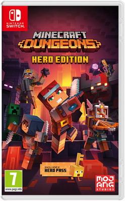 Видеоигра Nintendo Switch: Minecraft Dungeons