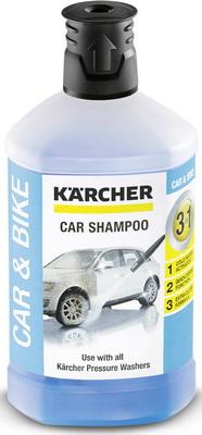 Автомобильный шампунь «3 в 1» Karcher RM 610 (1л) 62957500