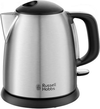 Чайник электрический Russell Hobbs Adventure Mini 24991-70 стальной чайник russell hobbs 24991 silver