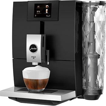 Кофемашина автоматическая Jura ENA 8 Metropolitan Black (15253)