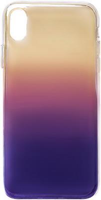 Фото - Чеxол (клип-кейс) Eva для Apple IPhone XR - Жёлтый/фиолетовый (7136/XR-YPR) чеxол клип кейс eva для apple iphone xr чёрный 7279 xr b