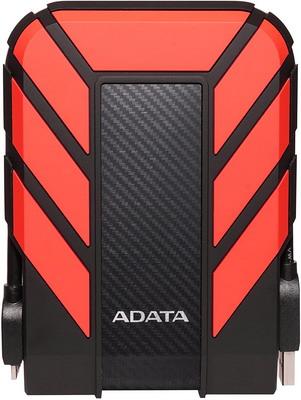Фото - Внешний жесткий диск (HDD) A-DATA AHD710P-2TU31-CRD RED USB3.1 2TB EXT. 2.5'' внешний жесткий диск hdd a data ahd330 1tu31 crd red usb3 1 1tb ext 2 5