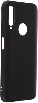 Чеxол (клип-кейс) mObility софт тач для Huawei Honor 9X PRO/9X Premium (черный)