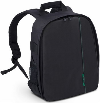 Фото - Рюкзак для фотокамеры Rivacase 7460 (PS) SLR Backpack black сумка для фотокамеры rivacase 7450 ps slr messenger bag black