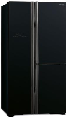 Холодильник Side by Side Hitachi R-M 702 PU2 (GBK) холодильник side by side hitachi r s 702 gpu2 gbk