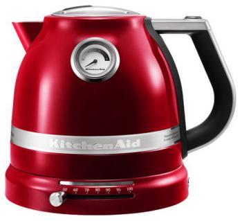 Чайник электрический KitchenAid 5KEK 1522 ECA блендер kitchenaid 5ksb 8270 eca power plus