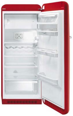 Однокамерный холодильник Smeg FAB 28 RR1 smeg fab 28 lv