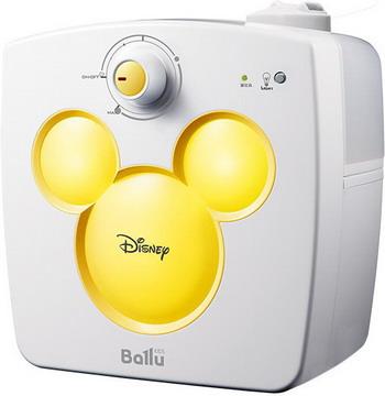 Увлажнитель воздуха Ballu UHB-240 Disney желтый все цены
