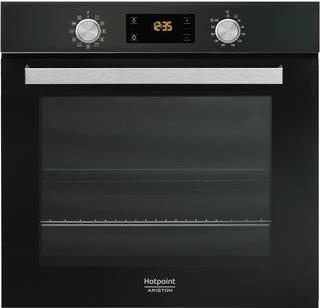 лучшая цена Встраиваемый электрический духовой шкаф Hotpoint-Ariston FA5 841 JH BL HA