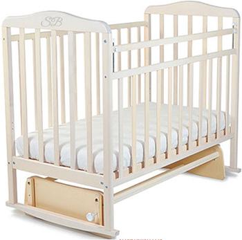 Детская кроватка Sweet Baby Ennio Nuvola Bianca (Белое облако)