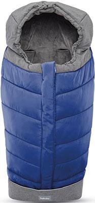 Конверт Inglesina для прогулочной коляски Royal Blue A 099 K1RYB сумка для переноски коляски travelbag для прогулочной коляски 350х400х1200 мм черная