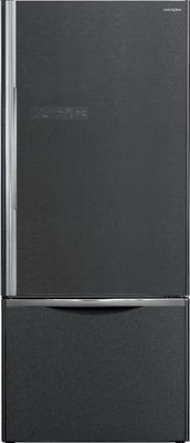 Двухкамерный холодильник Hitachi R-B 572 PU7 GGR цена и фото
