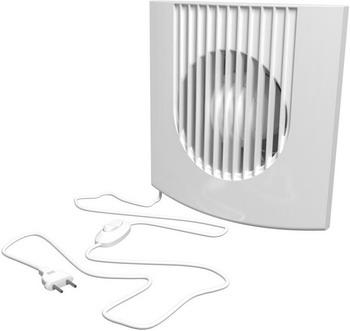 Вентилятор вытяжной с сетевым кабелем и выключателем ERA FAVORITE 4-01
