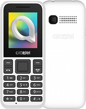 Мобильный телефон Alcatel 1066D белый телефон alcatel 1066d