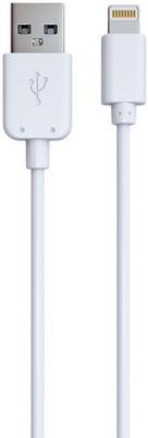 Кабель Red Line USB-micro USB белый