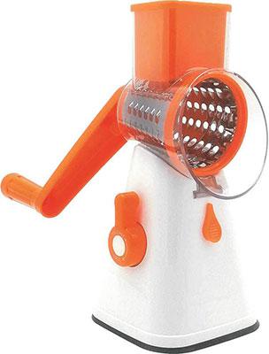 цена на Барабанная тёрка 3 в 1 Zeidan Z-11011 оранжевая