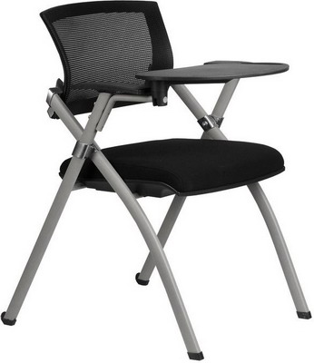 Кресло Riva Chair 462TE Чёрное складное с пюпитром кресло складное kingcamp цвет зеленый кс3852