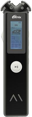 ritmix rr 145 4gb blue Цифровой диктофон Ritmix RR-145 4GB black