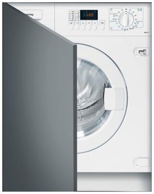 Встраиваемая стиральная машина Smeg LSTA 127 белый цены онлайн