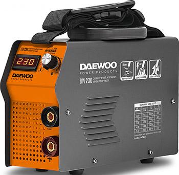 Сварочный аппарат Daewoo Power Products DW 230 сварочный аппарат daewoo dw 170
