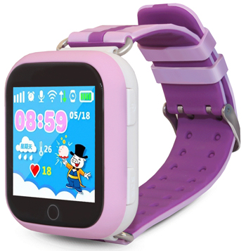 Детские часы-телефон Ginzzu 14385 503 pink 1.54'' Touch nano-SIM детские часы телефон ginzzu 16139 505 black 1 22 touch micro sim