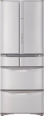 лучшая цена Многокамерный холодильник Hitachi R-SF 48 GU SN stainless champagne
