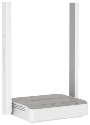 Беспроводной маршрутизатор Keenetic Start (KN-1110) с Wi-Fi N 300 беспроводной маршрутизатор adsl asus dsl ac52u 802 11aс 733mbps 5 ггц 2 4 ггц 4xlan usb черный