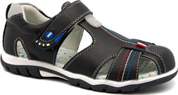 Туфли открытые Счастливый ребенок А1006-0 36 размер цвет черный туфли flamingo 72т сн 0263 36 размер цвет черный