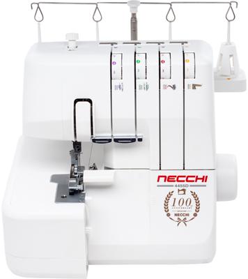 Оверлок Necchi 4455 D белый оверлок sandeep fn 2 7 d