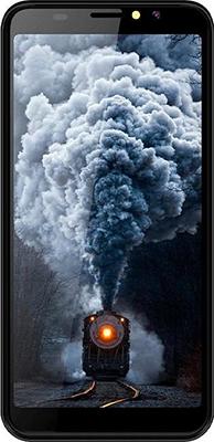 Смартфон Haier Alpha A6 Black цена и фото