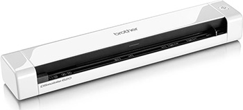 Сканер Brother DS-620 (DS 620 Z1) White