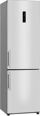 Двухкамерный холодильник LG GA-B 509 BMDZ серебристый цена и фото